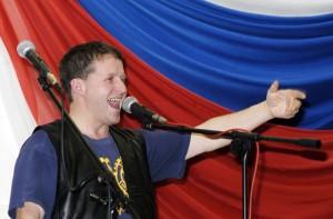 Валерий Лихота, автор-исполнитель, Петропавловск-Камчатский